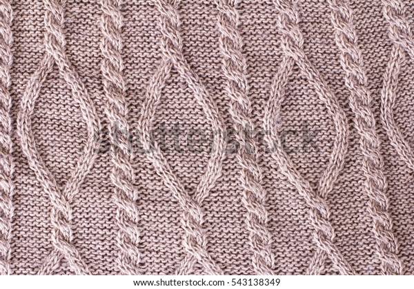 63b75df01f156 Фотообои Brown knitting wool texture background. knitted fabric texture. Knitted  jersey background with a