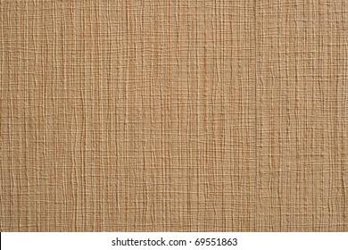 Brown kraft  paper. Corrugated cardboard box. background