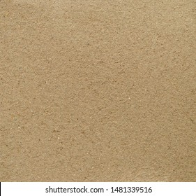 Brown kraft paper texture as background