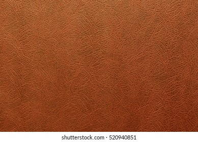 Brown leather background or texture.
