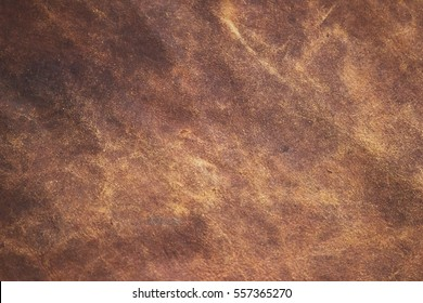 Brown leather background, leather texture background.