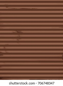 Brown and Light Brown Stripes
