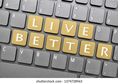 Brown live better on keyboard