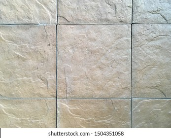 Brown marble tile wall texture pattern background