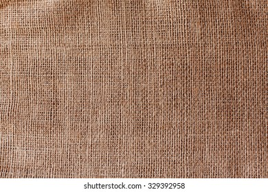 Brown natural linen texture for the background