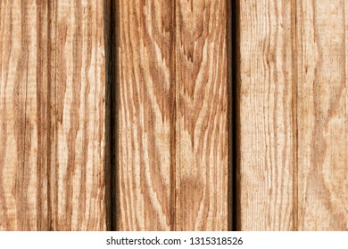 Brown natural wooden desk texture.