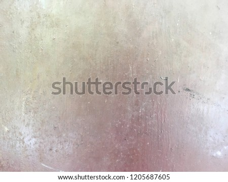 Brown paint metal plate texture background