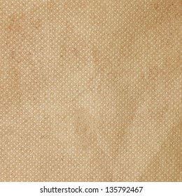 Brown paper background, craft paper