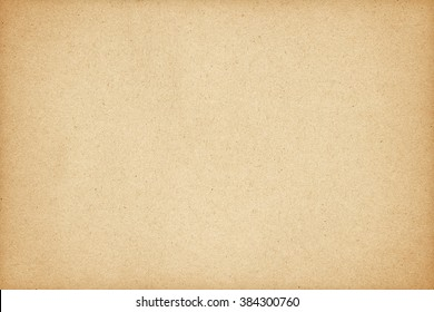 Brown paper texture for artwork / Old paper texture