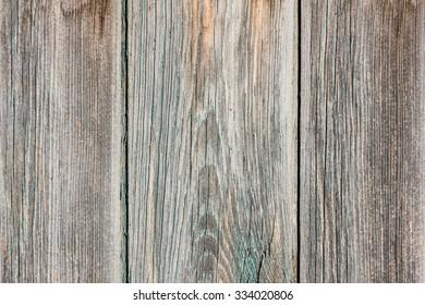Brown peeling paint wooden desk texture.
