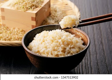 Brown rice(Polished rice mix)