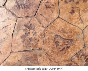 Brown rock background