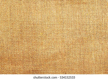 brown sack fabric texture background