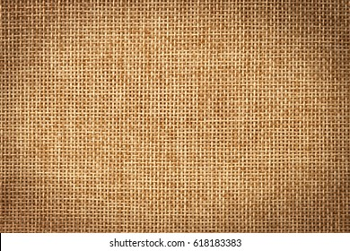 Brown sack texture for rice bag blacground
