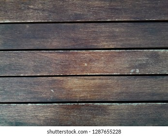 Brown slat background