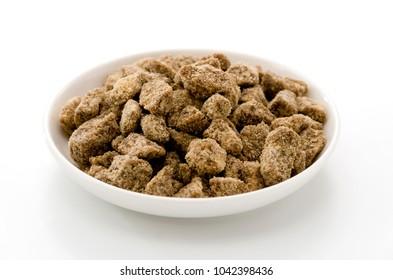 brown sugar in small plate