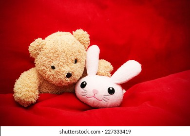 Red Kiss Teddy Bear Images Stock Photos Vectors Shutterstock