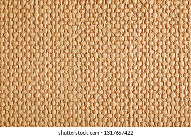 Brown textile pattern. Warm color canvas background.