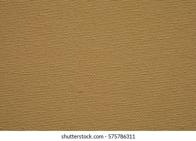 Brown texture canvas fabric background