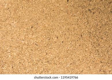 Brown textured cork board background