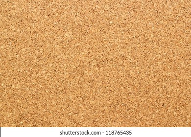 brown textured cork - closeup