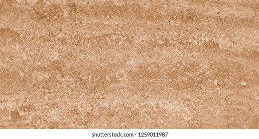 Brown Travertine Natural Premium Italian Marble - High quality and seamless texture. Used for high luxury environments like hotel lobby, floor tiles, wall tiles, elevators etc. Beige Travertine Marble