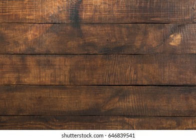 Brown vintage wooden background. Wooden texture