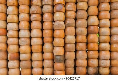 Brown Wall Pots