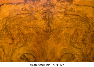 brown walnut  complex texture