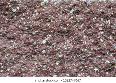 Brown and white rough stone texture
