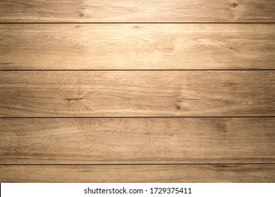 Brown wood plank wall texture background.