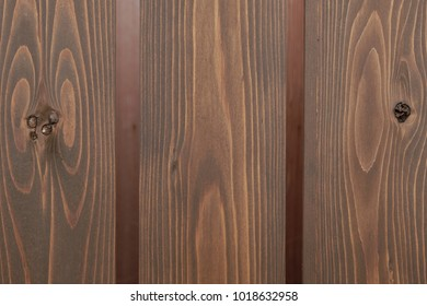 Brown wood texture with natural striped pattern for background, wooden surface for add text or design decoration art work.