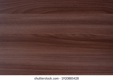 Brown wood texture. View from above. Table surface.