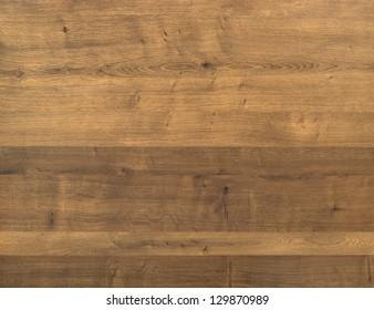 Brown wooden parquet floor texture planks. Wooden background.
