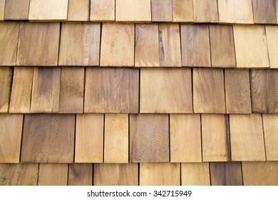 Brown Wooden tiles
