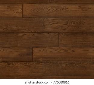 Brown wooden tiles