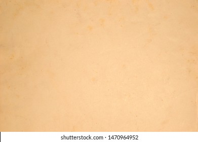 Brown or yellow papper. Vintage paper background texture