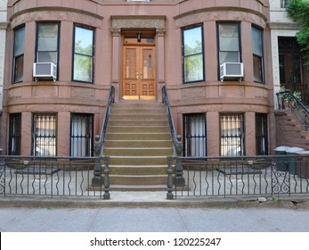Brownstone Home in Brooklyn New York