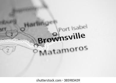 Brownsville. Texas. USA