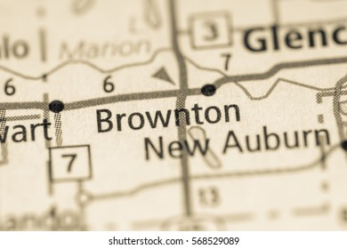 Brownton. Minnesota. USA
