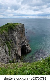 The Bruce Peninsula. Primorye. Russia.
