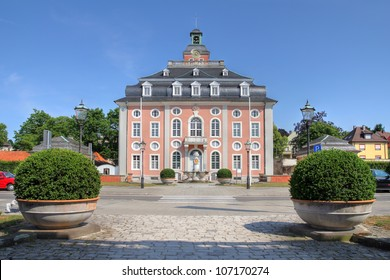 Bruchsal Palace building, Germany.