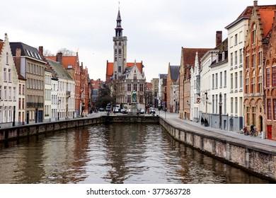 Bruges Spiegelrei