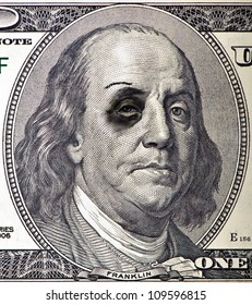 Bruised and Battered by Recession Ben Franklin