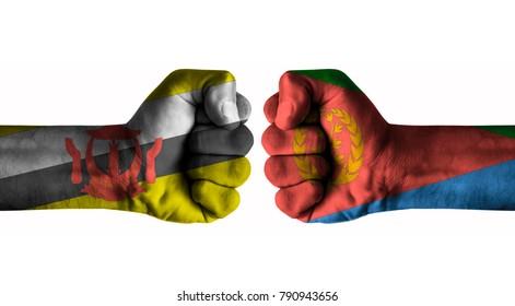 Brunei vs Eritrea