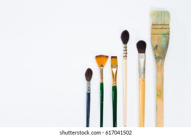 Brush for painting water color