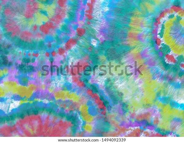Brush Texture Background Multicolour Classic Artwork Stock Photo
