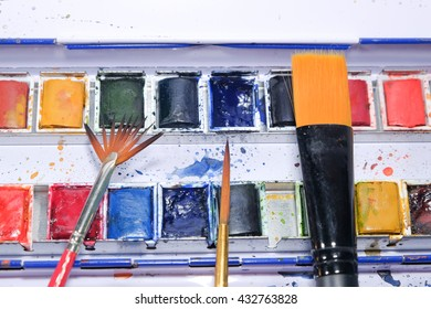 Brush tool , Water Color