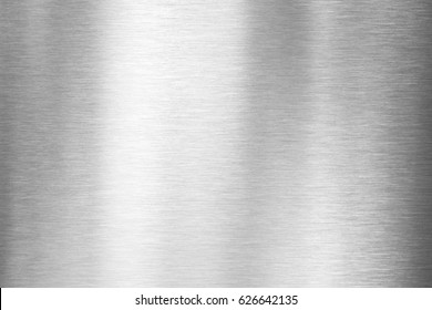 brushed metal texture or plate