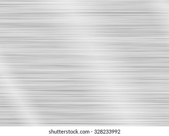 Brushed metal texture wallpaper background of aluminum or silver stainless